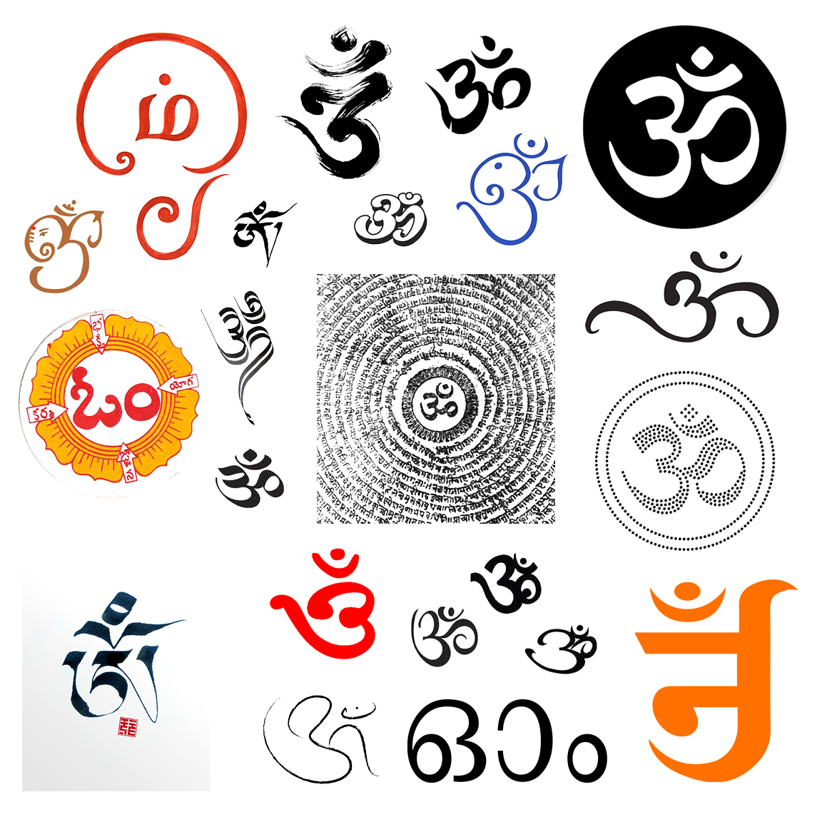 Om Symbols Font Aid Viii Hindi Rinny