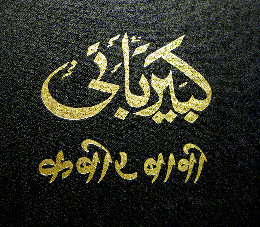 Hindi Urdu book Kabir Bani
